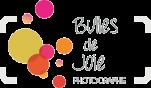 Logo Bulles de joie Photographie