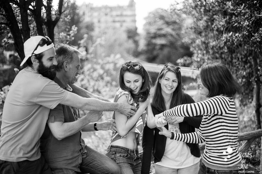 Séance photos en famille à Paris | Bulles de Joie Photographie, photographe Paris