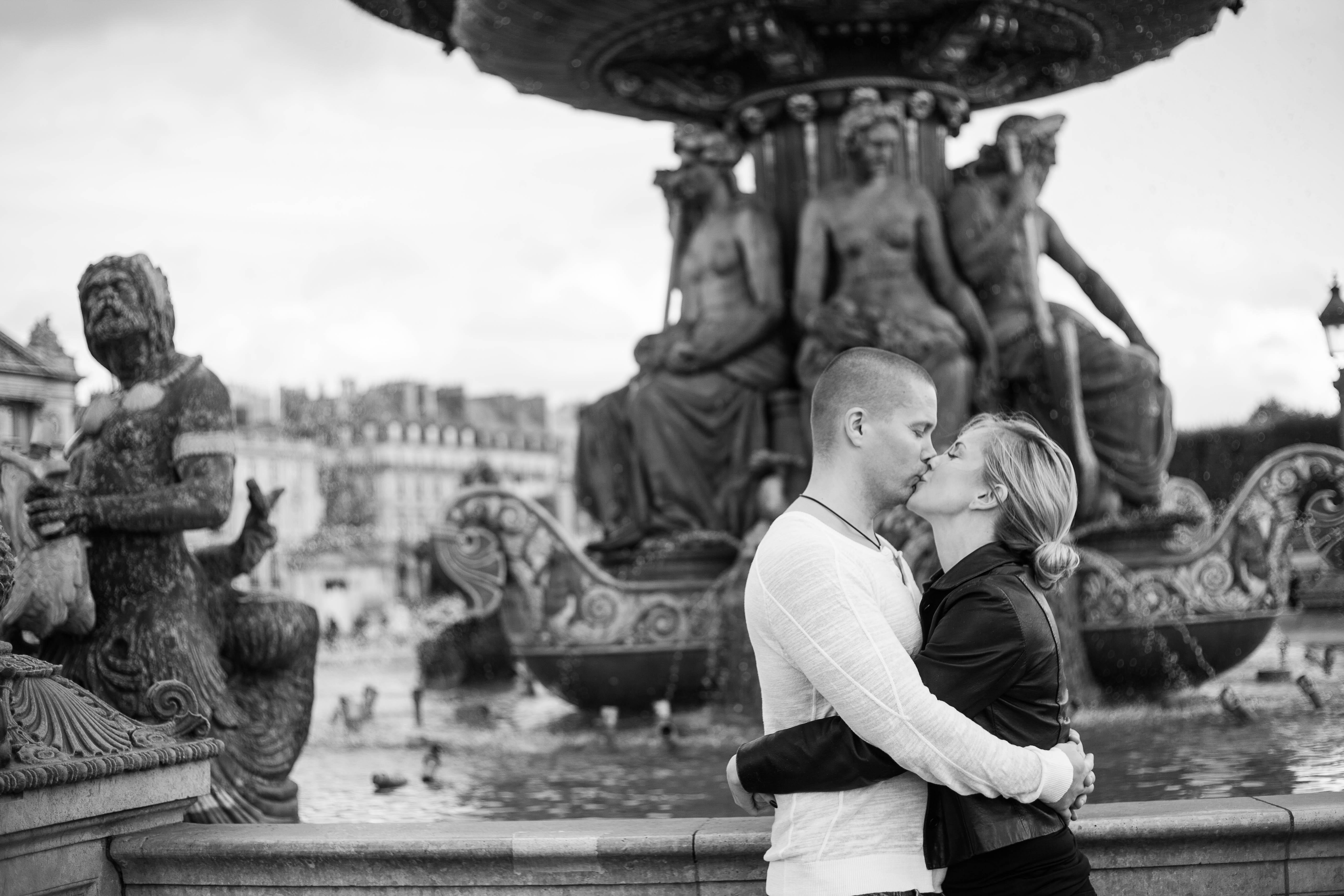 Lovers in Paris, Conconde