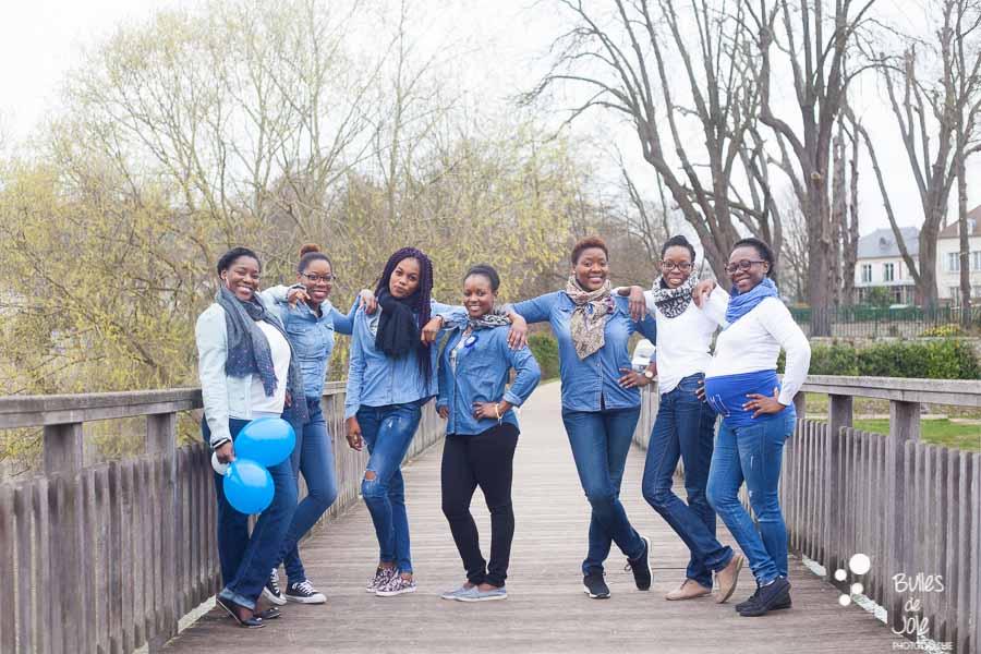 Bulles de Joie Photogrphie | EVJF mixte filles / garçons