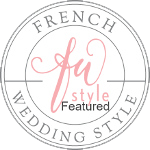 Bulles de Joie featured on French Wedding Style