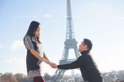 proposal photographer paris   Bulles de Joie