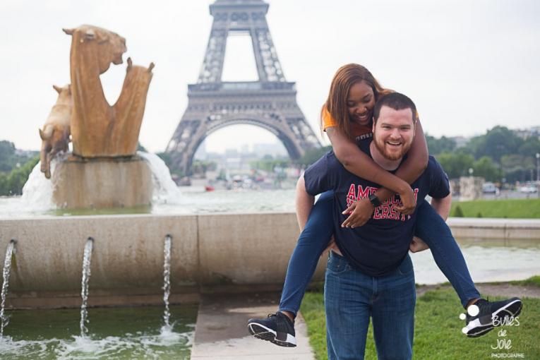 Woman on her boyfriend