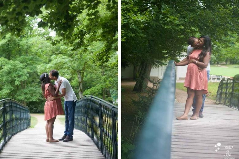 Seance photo grossesse au Parc Caillebotte à Yerres, Essonne