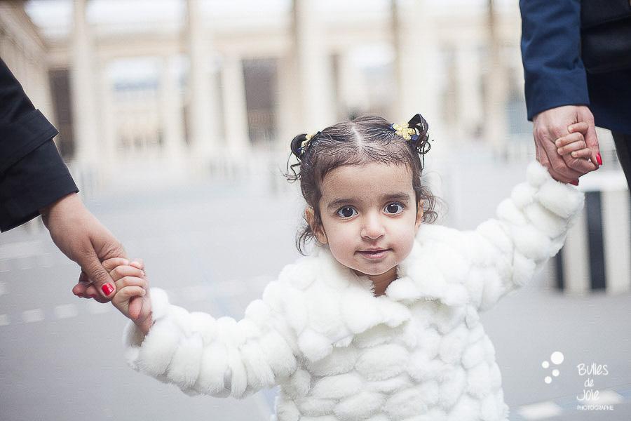 Séance photo avec enfant 2 ans Paris