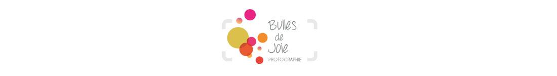 Bulles de joie Photographie logo