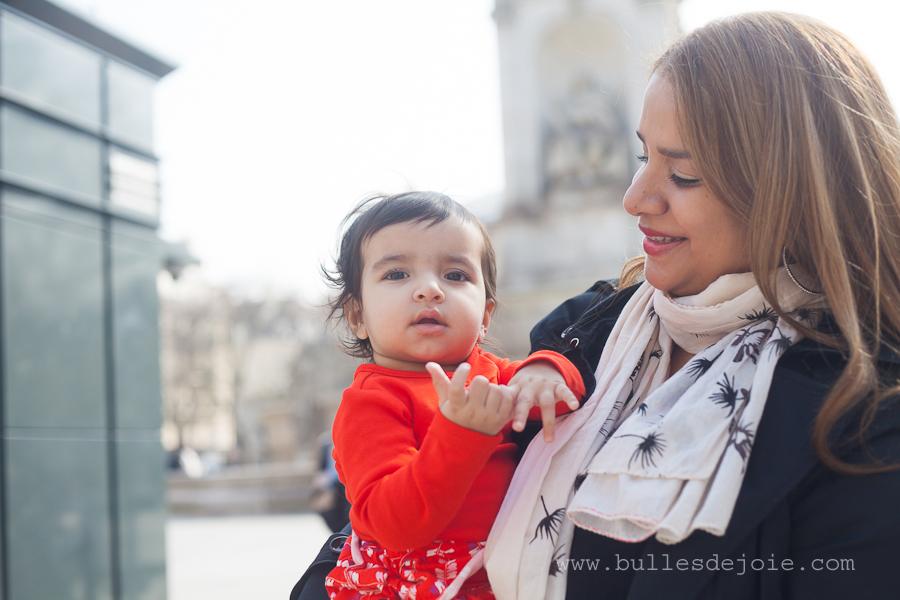 Photographer in Paris | Family portraits | Bulles de Joie