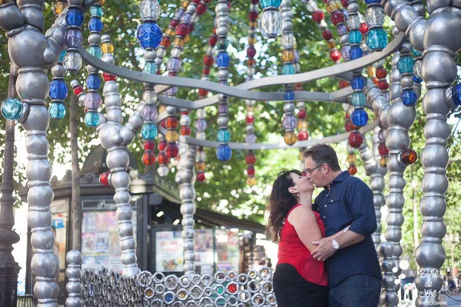 25th wedding anniversary in Paris