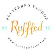 Bulles de Joie featured on Ruffled, wedding blog