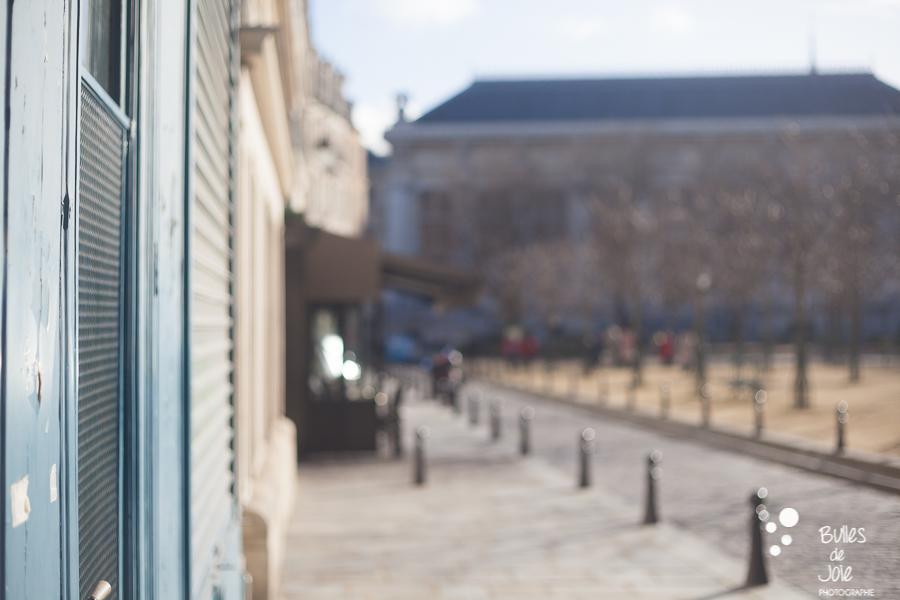 Jolie place à paris pour seance photo en amoureux