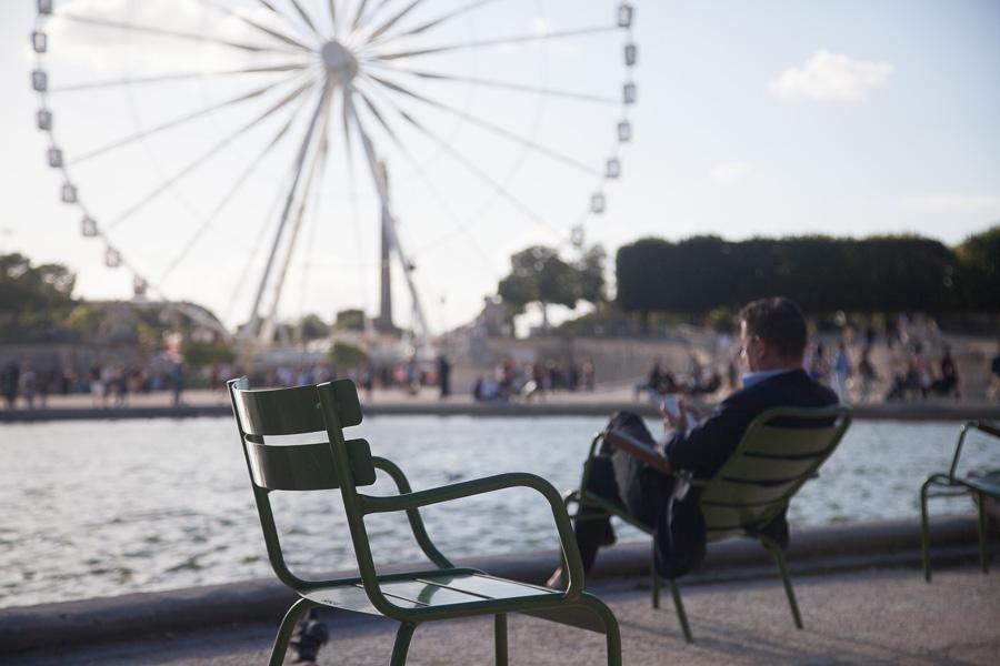 Paris proposal spots: proposal Jardin des Tuileries   Bulles de Joie