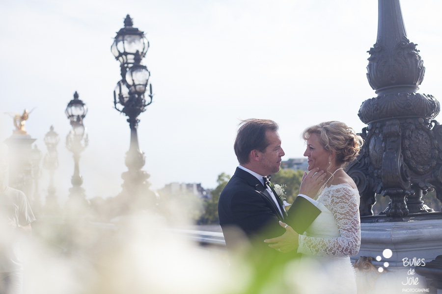 Elegant & Intimate Paris Elopement