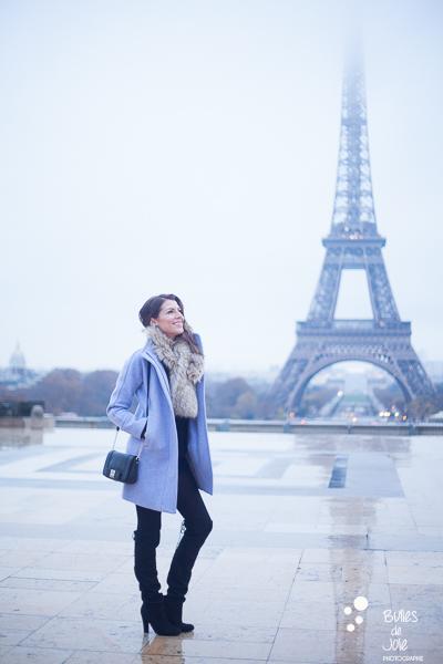 Seance photo en hiver | Photo de Bulles de Joie, en voir plus : https://www.bullesdejoie.net/2016/12/19/photographe-portrait-solo-paris/?lang=fr