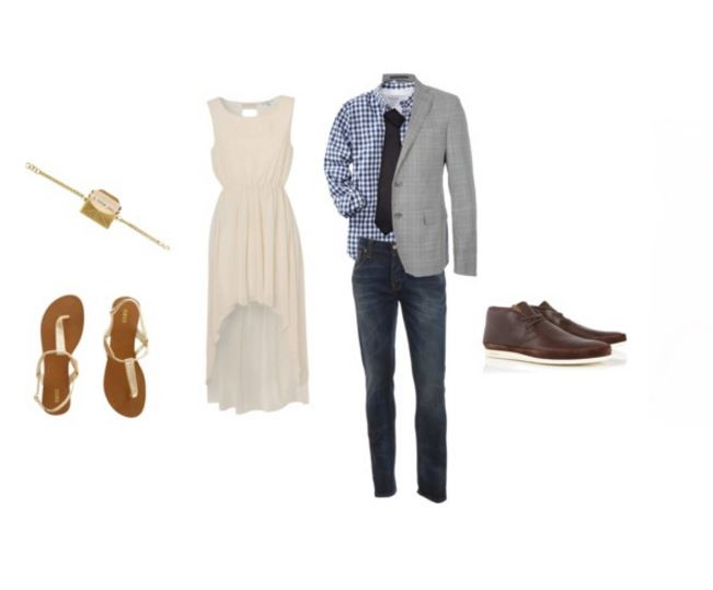 Image to illustrate the blog post: What to wear for your couple photo shoot in Paris?