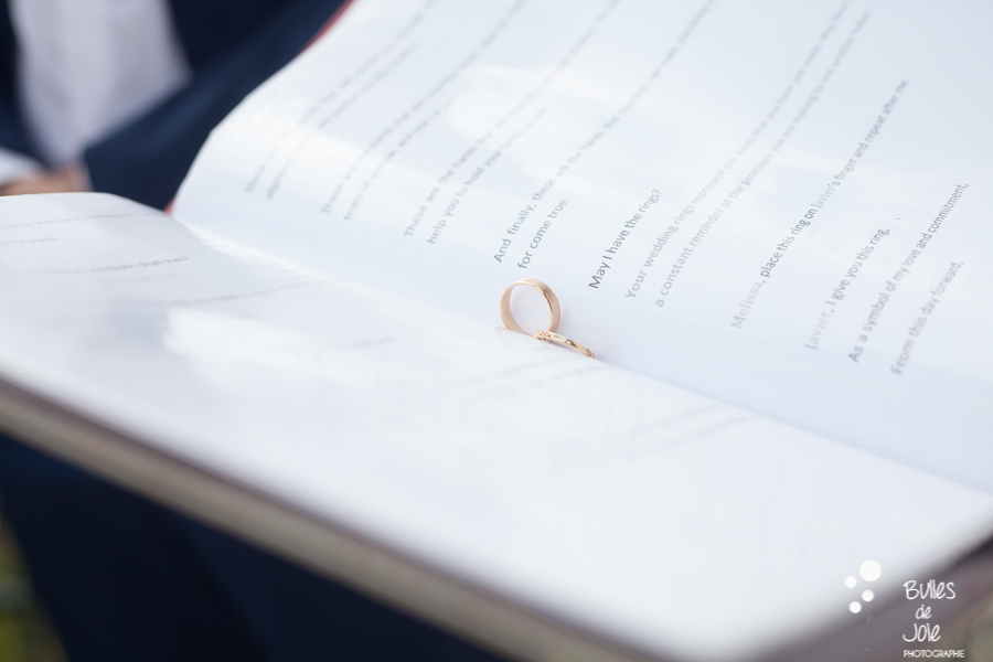 Rings. Eloping in Paris. More photos at: