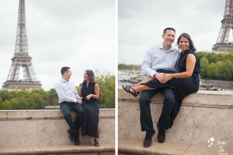 Couple having fun during a photoshoot with a professional photographer. More photos: