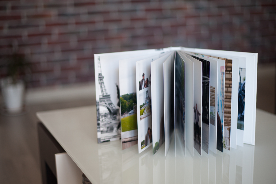 What to do with digital photos: albums