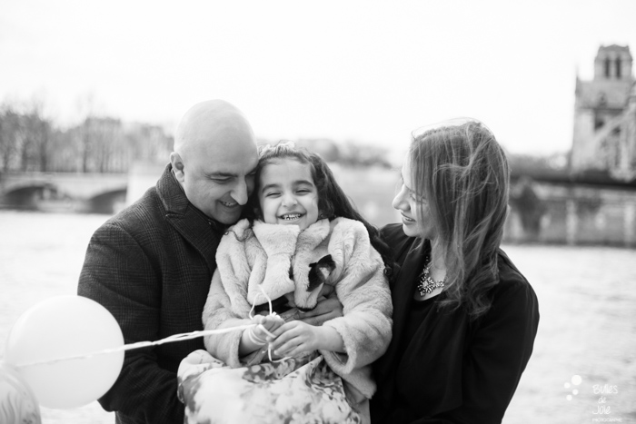 Fifth birthday photoshoot - Paris family photographer