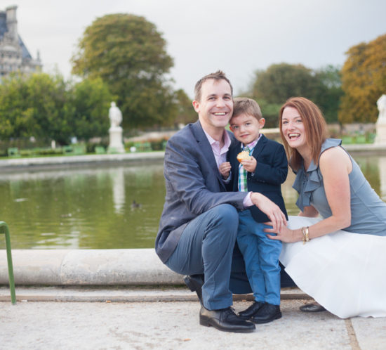 9 best places for a family photoshoot in Paris - by Stephanie from Bulles de Joie, Paris Family Photographer