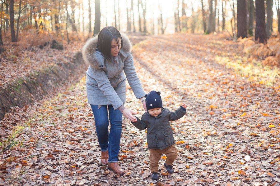5 bonnes raisons de réaliser des portraits de famille en automne - par Bulles de Joie, photographe Paris & Yvelines