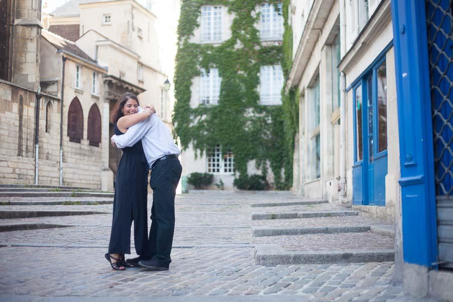 Paris anniversary photoshoot - by Bulles de Joie Photography