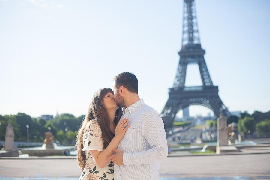 Paris love photoshoot - by Bulles de Joie Photography
