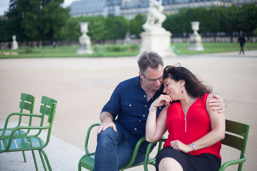 Paris anniversary photoshoot - by Bulles de Joie Photography