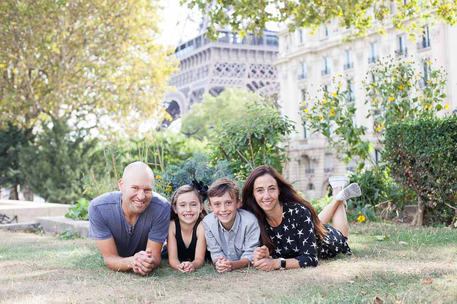 Testimonials of a Paris family photographer
