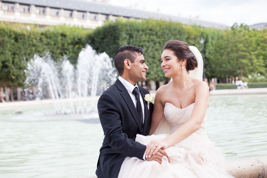 Paris elopement pictures