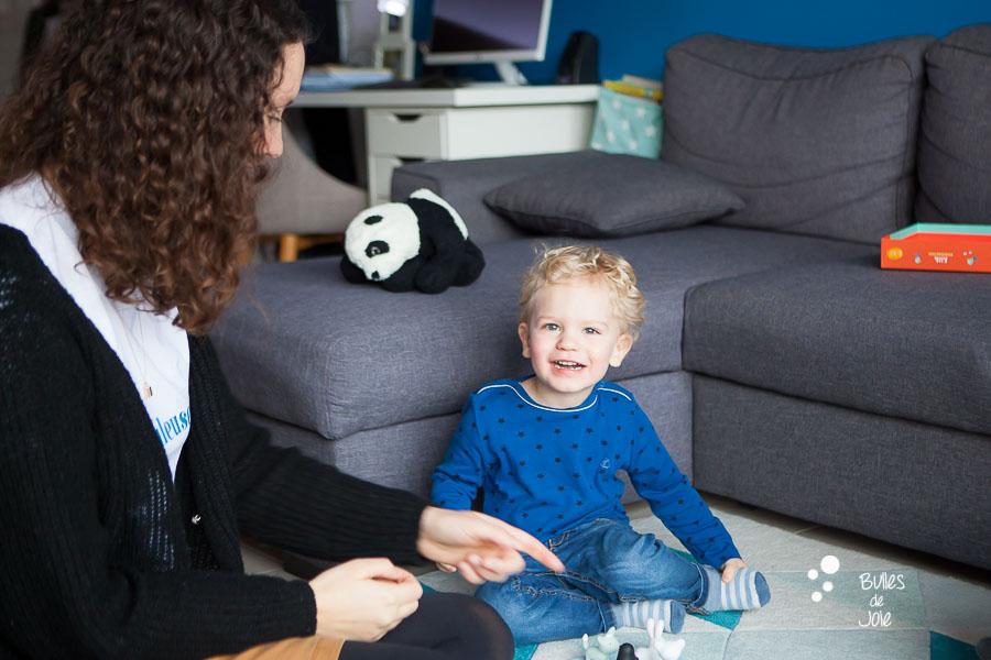 photographe bébé et famille Yvelines