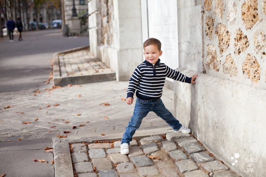 Séance photo famille Paris | Bulles de joie photographie