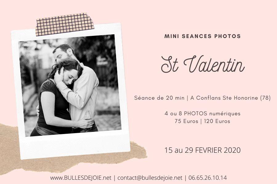 Cadeau original Saint Valentin à Conflans Sainte Honorine (78)