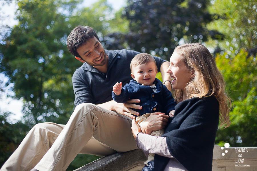 Séance photo famille Paris 17