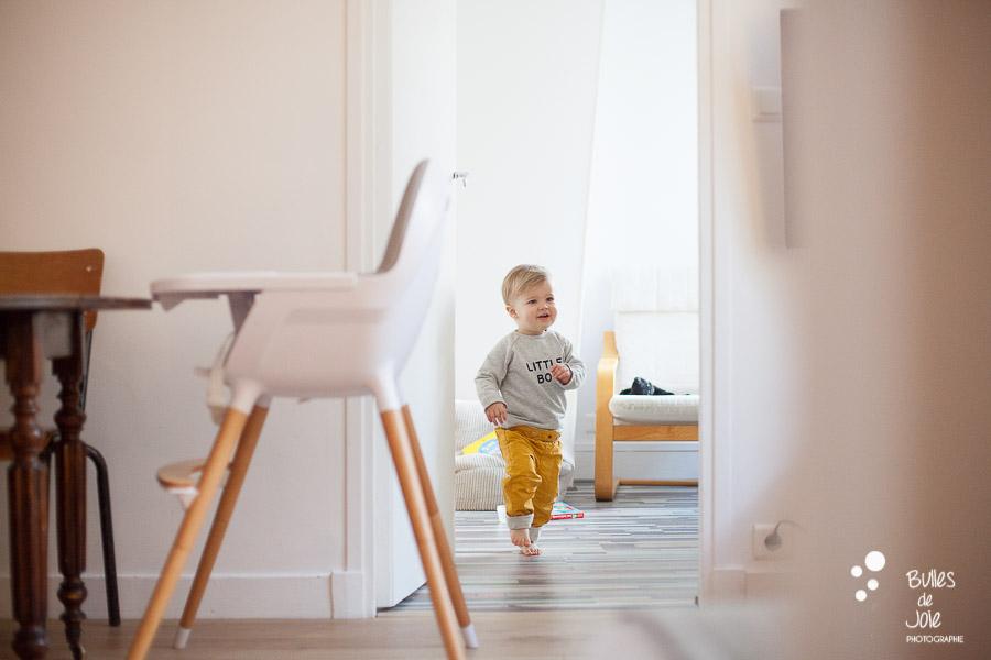 Conseil pratique pour photographier ses enfants : se mettre à sa hauteur