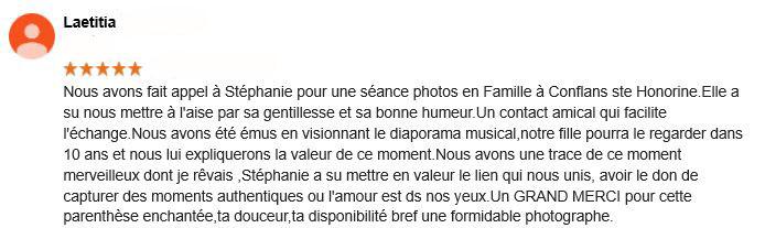 Témoignages photographe Yvelines