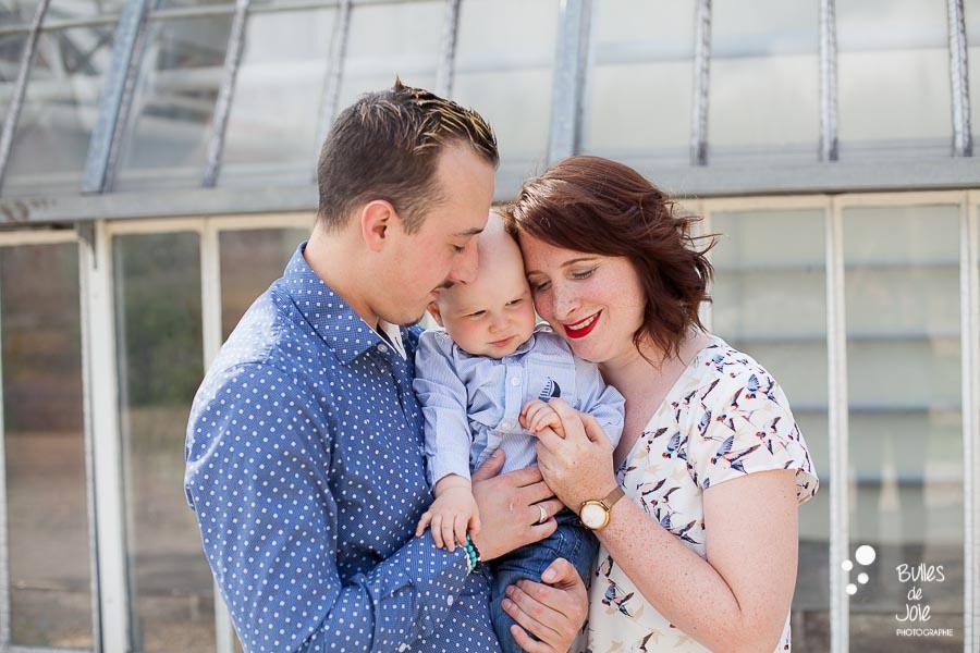 Séance photo en famille au Parc du Prieuré - Conflans Ste Honorine