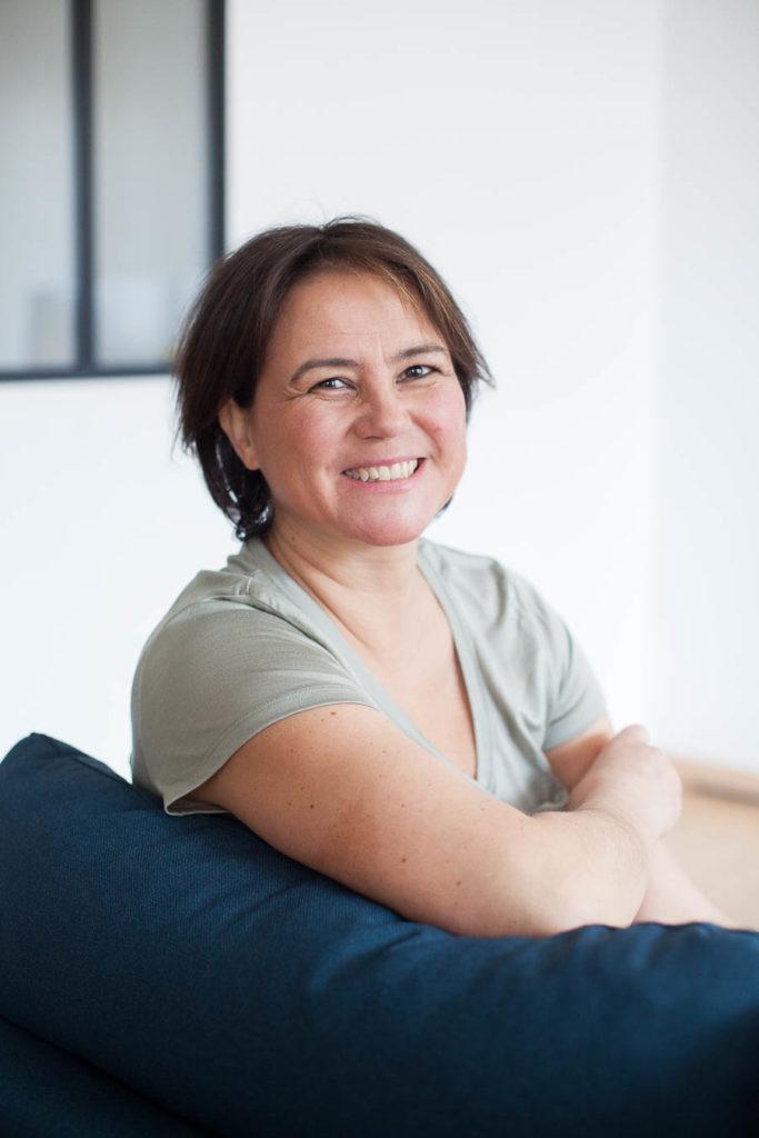 Portrait de thérapeute pour site Internet, réseaux sociaux, Doctolib