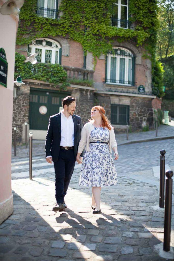Photographe couple Paris - Bulles de Joie