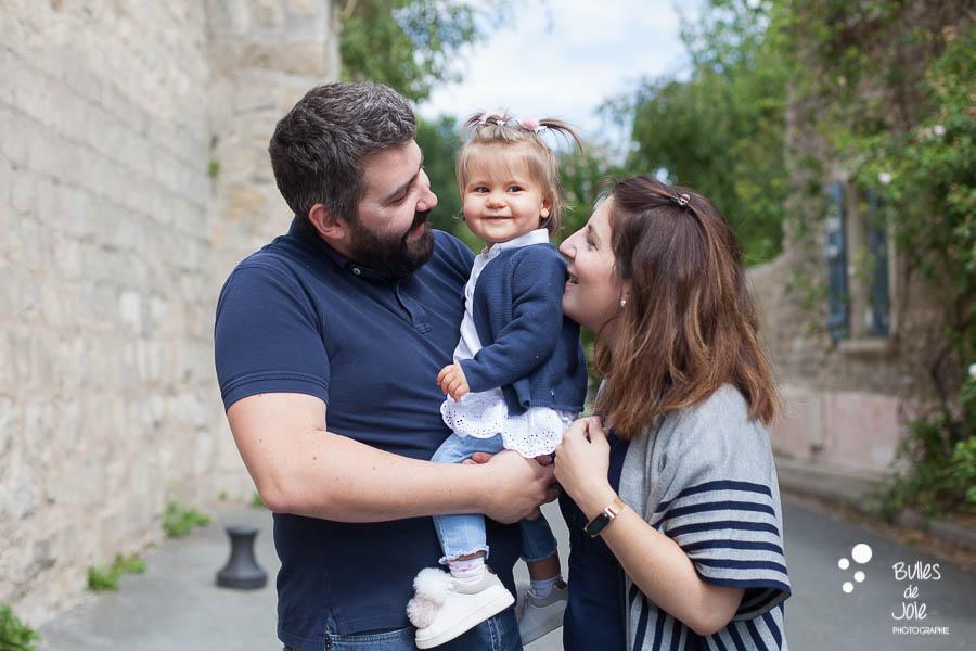 Séance photo famille Auvers-sur-Oise - Photographe Val d'Oise