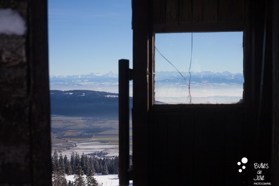 Photo originale d'un paysage de montagne