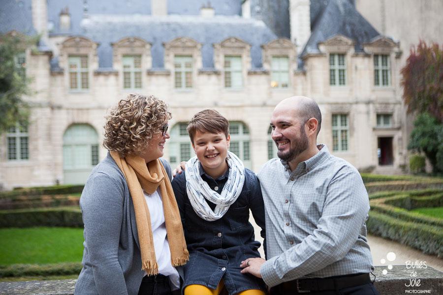 Shooting famille complice - Bulles de Joie Photographe Paris