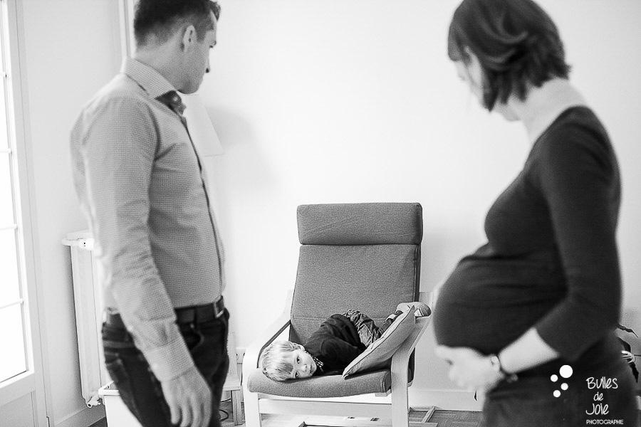 Séance photo maternite Paris - Bulles de Joie Photographe grossesse Paris IDF