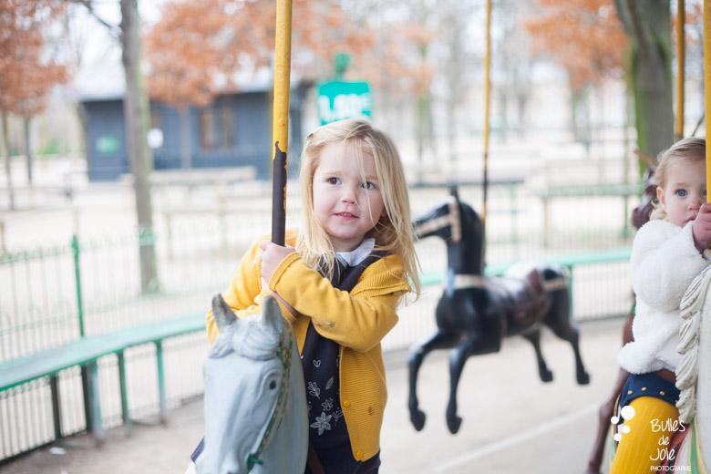 Top 5 gardens for a Paris family photoshoot. Kids' photographer in Paris